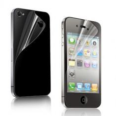 SET 3X FOLIE PROTECTIE ECRAN SAMSUNG GALAXY J5 (J500) TRANSPARENTA - Husa Telefon HTC, HTC Desire 500, Negru, Plastic, Husa