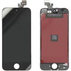 Display Iphone 5 5S alb / negru NOU LCD ecran afisaj touch touchscreen ansamblu - Display LCD Apple