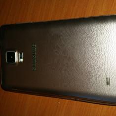 Samsung Galaxy Note 4 - Telefon mobil Samsung Galaxy Note 4, Auriu, Neblocat