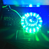 disco multiDisc led color   efecte jocuri lumini NOU