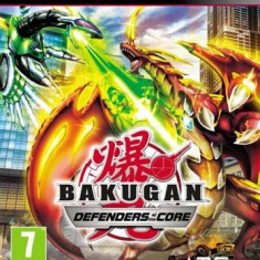 Bakugan Defenders Of The Core Ps3 - Jocuri PS3 Activision