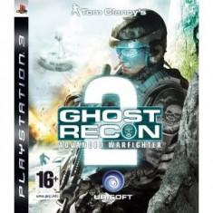 Tom Clancy's Ghost Recon Advanced Warfighter 2 Ps3 - Jocuri PS3 Ubisoft