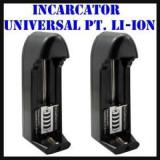 Incarcator Acumulator 18650 , Charger 18650
