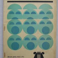 Aurel Ivascanu - Muzica Vocala (Manual pt cl. a X-a licee pedagogice)