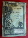 Emil Garleanu - Ochiul lui Turculet -Nuvele ,interbelica Colectia Caminul 38