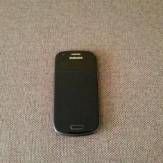 Samsung Galaxy S3 Mini Albastru - Telefon mobil Samsung Galaxy S3 Mini, 8GB, Neblocat