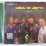 CD SPITALUL DE URGENTA ALBUMUL SPITALOMANIA 2002
