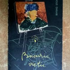 Irving Stone – Bucuria vietii - Roman, Anul publicarii: 1966