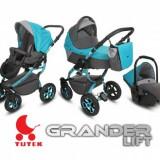Carucior GRANDER LIFT - Grupa 0+ (3 in 1) - Carucior copii 3 in 1