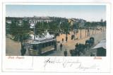 3540 - Litho, BRAILA, Market Regala - old postcard - used - 1902, Circulata, Printata