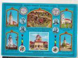 Bnk cp Alba Iulia ( Balgrad ) - Biserici - necirculata, Printata