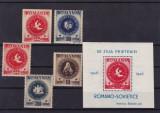ROMANIA  1946  LP 202  LP 203   ARLUS   SERIE  SI  COLITA   MNH, Nestampilat