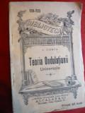 V.Conta- Teoria Ondulatiunii Universale cca 1914 BPT 934-935