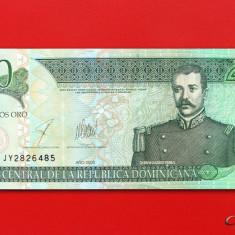 REPUBLICA DOMINICANA - 10 Pesos Oro 2003 - aUNC - bancnota america