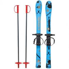 Skiuri Copii 90 cm Albastre