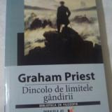 Dincolo de limitele gandirii / Graham Priest - Filosofie