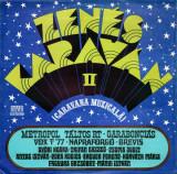Caravana muzicala 1 si 2-zenes karavan LP VINIL VINYL, electrecord