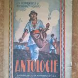 C. I. Bondescu, D. Maracineanu - Lecturi particulare Antologie pentru clasa a IV-a {1945} - Carte veche