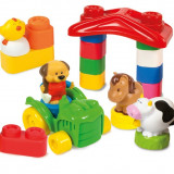 Set Cuburi Moi - Baby Clemmy - Ferma Vesela - Clementoni 14954
