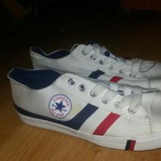 Adidasi Converse ALL STAR - Adidasi barbati Converse, Marime: 44, Culoare: Alb