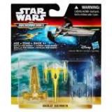 Set Star Wars Micromachines - Battle for Naboo - Figurina Povesti