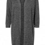 Cardigan din acryl - Vero Moda - art. 10163427 gri inchis melange