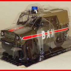 UAZ 469 (scara 1/43) DeAgostini RUS, 1:43