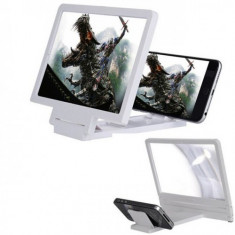 Produs cadou - Lupa 3D portabila pentru smartphone