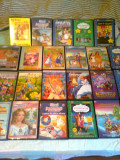 COLECTIE 24 DVD -uri  DESENE ANIMATE + GRATUIT 5 CD -uri DESENE ANIMATE