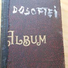 DOSOFTEI--PSALTIREA IN VERSURI - 1673-editia BIANU-1887 - Carte veche