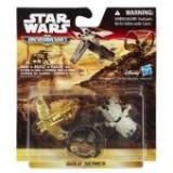 Set Star Wars Micromachines - Clone Clash - Figurina Povesti