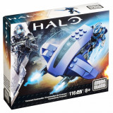 Set Figurine MEGA BLOKS HALO - Covenant Commander H5 GANYMEDE - CNH23