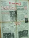 Timpul 30 septembrie 1939 guvern Argetoianu avion Gerea pictura tenis Baneasa