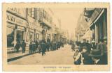 3541 - BUCURESTI, Lipscani street - old postcard - used