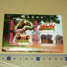 Colita nestampilata MNH Fauna africana Congo 2013 2+1 gratis RBK19698