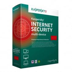 Antivirus Kaspersky Internet Security Multi-Device 5 devices 1 an