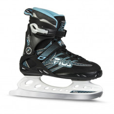 Patine Fila Primo Ice lady Black Blue, Marime: 38, 40, 37, 5, 38, 5