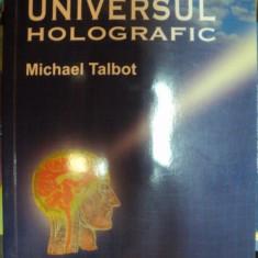 UNIVERSUL HOLOGRAFIC de MICHAEL TALBOT - Carte ezoterism