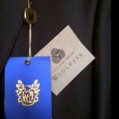 Costum barbati Made in Italia de ocazie - Marco Renci, Marime: 42, Culoare: Aqua