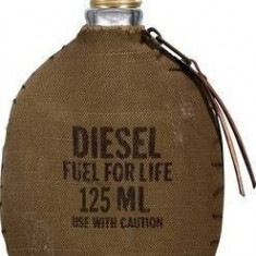 Diesel FUEL FOR LIFE 125 ml Tester - Parfum barbati Diesel, Apa de toaleta