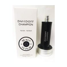 Davidoff Champion Eau de Toilette 90 ml Original Varianta Tester - Parfum barbati Davidoff, Apa de toaleta
