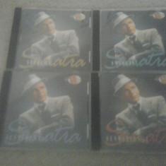 Frank Sinatra - The Sinatra Collection - 4 CD - 100 Catntece - Muzica Jazz