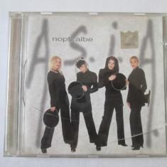 RAR! CD A.S.I.A. ALBUMUL NOPTI ALBE, MEDIAPRO MUSIC 2001 - Muzica Pop