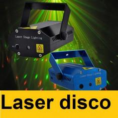 Laser disco lumini club - Laser lumini club