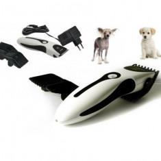 Aparat Masina PROFESIONALA de tuns caini catei si pisici aparat Zowael - Aparat de tuns animale