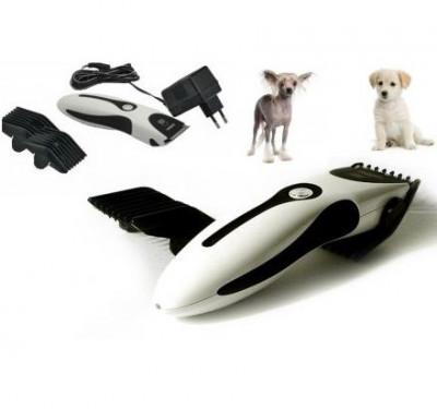 Aparat Masina PROFESIONALA de tuns caini catei si pisici aparat Zowael foto