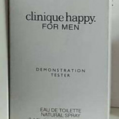 Clinique Happy For Men EDT tester 100 ml - Parfum barbati Clinique, Apa de parfum
