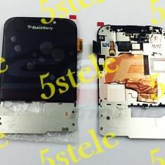 LCD+Touchscreen cu Rama BlackBerry Z30/4G BLACK original - Touchscreen telefon mobil