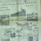 Ordinea 9 iulie 1941 Marea Neagra evrei Antonescu Basarabia Baneasa Mussolini - Ziar