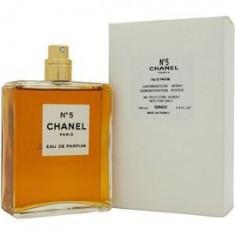 CHANEL N°5 TESTER ORIGINAL 100 ml - Parfum femeie Chanel, Apa de parfum